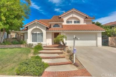 17963 Via La Cresta, Chino Hills, CA 91709 - MLS#: TR18086584