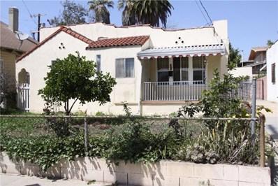 2927 Altura Street, Lincoln Heights, CA 90031 - MLS#: TR18089195