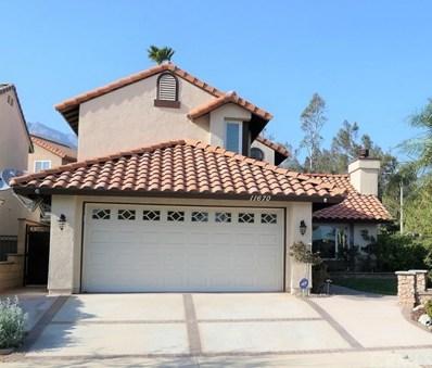 11670 Mount Miriah Drive, Rancho Cucamonga, CA 91737 - MLS#: TR18090874