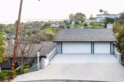1757 Subtropic Drive, La Habra Heights, CA 90631 - MLS#: TR18092923