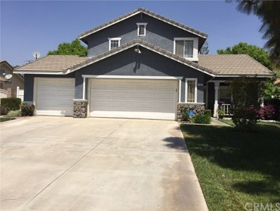 2033 Oliva Court, Colton, CA 92324 - MLS#: TR18098854