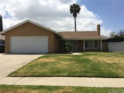 8324 Comet Street, Rancho Cucamonga, CA 91730 - MLS#: TR18099178