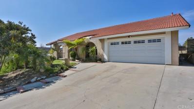 533 Southcoast Drive, Walnut, CA 91789 - MLS#: TR18100560