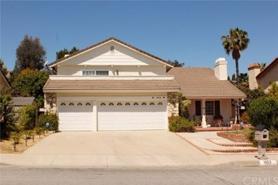 1853 Calle Madrid, Rowland Heights, CA 91748 - MLS#: TR18103005