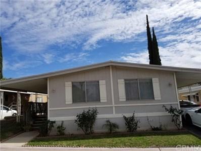 2851 La Cadena Drive UNIT 51, Colton, CA 92324 - MLS#: TR18105067