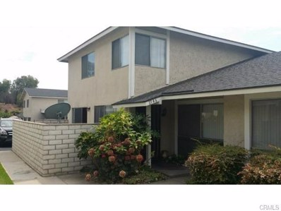 1346 Brooktree Circle UNIT 111, West Covina, CA 91792 - MLS#: TR18107412