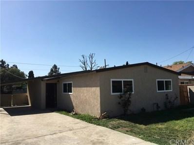 1709 Strozier Avenue, South El Monte, CA 91733 - MLS#: TR18109271