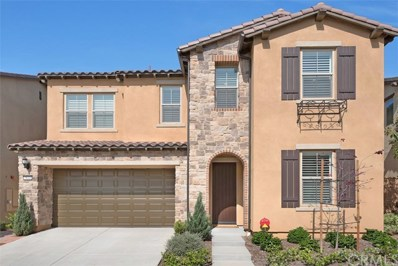 3841 Snapdragon Way, Yorba Linda, CA 92886 - MLS#: TR18109582