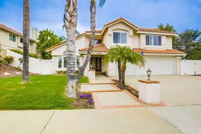 2888 Olympic View Drive, Chino Hills, CA 91709 - MLS#: TR18113513