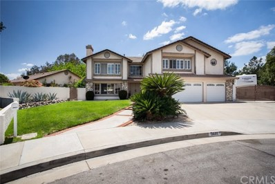 3601 Arvidson Court, Chino, CA 91710 - MLS#: TR18118010