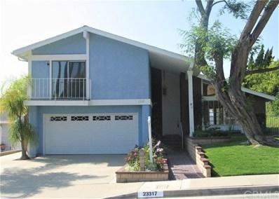 23317 Stirrup Drive, Diamond Bar, CA 91765 - MLS#: TR18118689