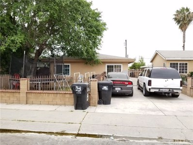 1036 E Elma Street, Ontario, CA 91764 - MLS#: TR18121060