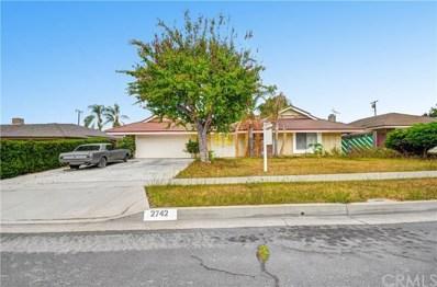 2742 Montellano Avenue, Hacienda Heights, CA 91745 - MLS#: TR18124420