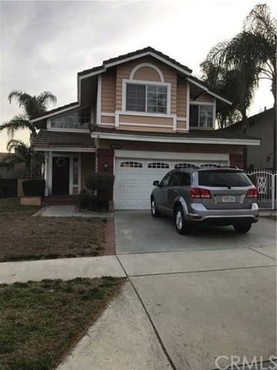 10739 Champagne Road, Rancho Cucamonga, CA 91737 - MLS#: TR18125741