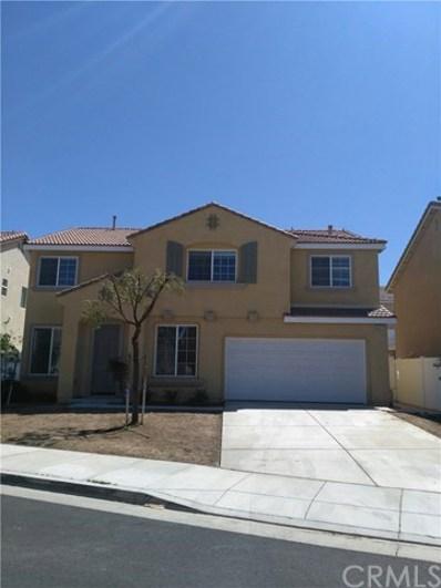 26911 Snow Canyon Circle, Moreno Valley, CA 92555 - MLS#: TR18126561