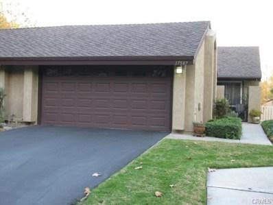 17507 Cerro Vista Drive, Yorba Linda, CA 92886 - MLS#: TR18126752