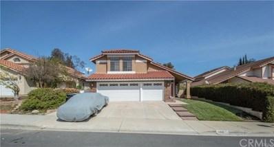 6446 Via Del Rancho, Chino Hills, CA 91709 - MLS#: TR18129003