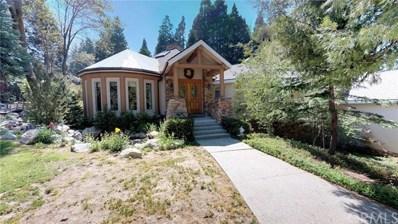 453 Cedar Ridge Drive, Lake Arrowhead, CA 92352 - MLS#: TR18129813