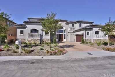 21895 Heatheridge Drive, Yorba Linda, CA 92887 - MLS#: TR18130940