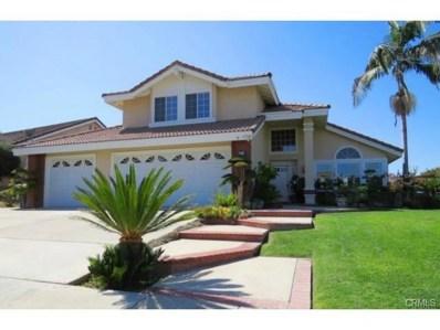 325 Woodcrest Way, Walnut, CA 91789 - MLS#: TR18133291
