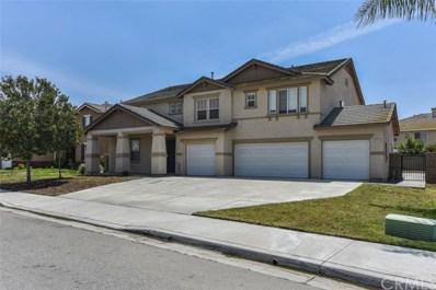 12717 Amberhill Avenue, Eastvale, CA 92880 - MLS#: TR18134326