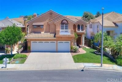 15043 Via Tesoro, Chino Hills, CA 91709 - MLS#: TR18138446
