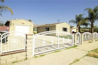 739 Virginia Avenue, Ontario, CA 91764 - MLS#: TR18139649