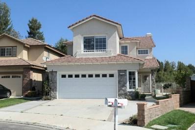 4938 Citron Court, Chino Hills, CA 91709 - MLS#: TR18140859