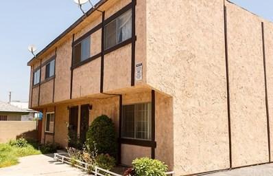 11937 Magnolia Street UNIT 19, El Monte, CA 91732 - MLS#: TR18145844