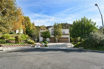 2758 Sleepy Hollow Place, Glendale, CA 91206 - MLS#: TR18151630