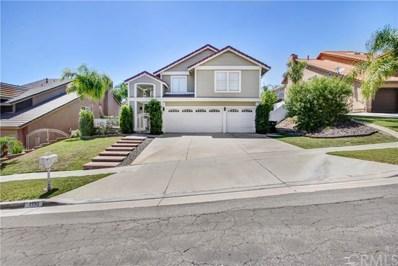 1190 Kraemer Drive, Corona, CA 92882 - MLS#: TR18152152