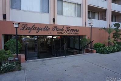 421 S La Fayette Park Place UNIT 702, Los Angeles, CA 90057 - MLS#: TR18154888