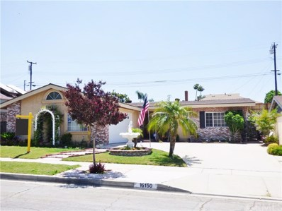 16150 Amber Valley Drive, Whittier, CA 90604 - MLS#: TR18158787