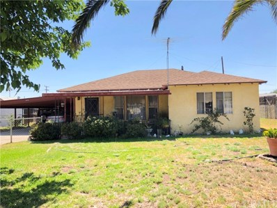 9370 Palm Lane, Fontana, CA 92335 - MLS#: TR18159344