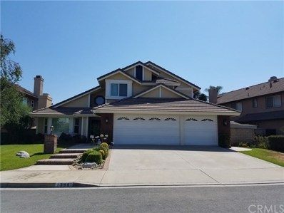 2398 Meadow Ridge Drive, Chino Hills, CA 91709 - MLS#: TR18163495