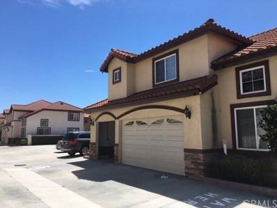 10938 Basye Street UNIT G, El Monte, CA 91731 - MLS#: TR18163511