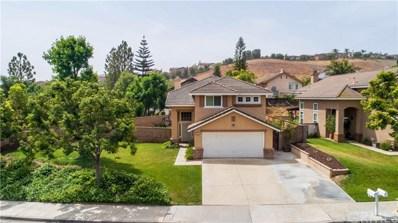 5081 Copper Road, Chino Hills, CA 91709 - MLS#: TR18163699