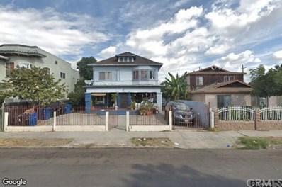 1155 E 24th Street, Los Angeles, CA 90011 - MLS#: TR18165821