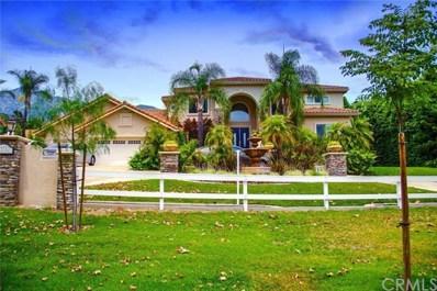 10732 Boulder Canyon Road, Rancho Cucamonga, CA 91737 - MLS#: TR18166224
