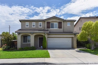 16020 Via Ultimo, Moreno Valley, CA 92551 - MLS#: TR18168165