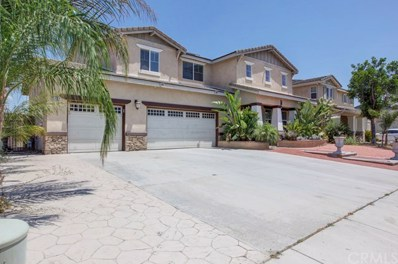 13328 Heather Lee Street, Eastvale, CA 92880 - MLS#: TR18171290