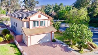 3193 Oakridge Drive, Chino Hills, CA 91709 - MLS#: TR18171623