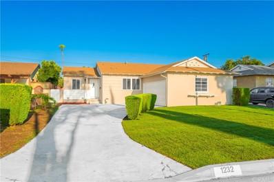 1232 Olympus Avenue, Hacienda Heights, CA 91745 - MLS#: TR18175252