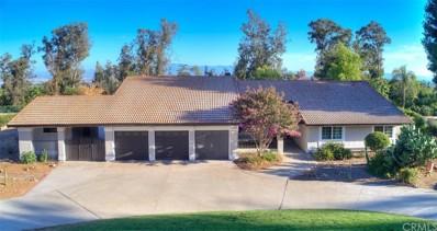 9785 Cinch Ring Lane, Rancho Cucamonga, CA 91737 - MLS#: TR18175531