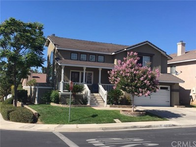 621 Viewtop Lane, Corona, CA 92881 - MLS#: TR18176303
