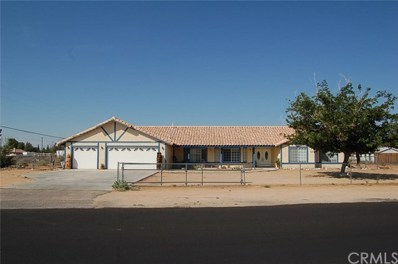 21545 Ramona Road, Apple Valley, CA 92307 - MLS#: TR18179697