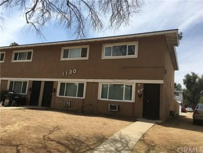 1130 Cero Court UNIT 4, Redlands, CA 92374 - MLS#: TR18180235
