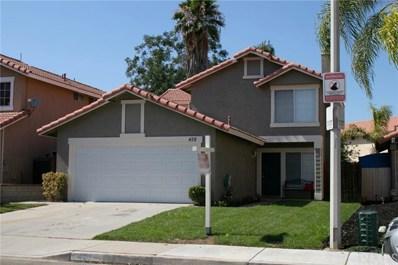 428 Feliz Street, Perris, CA 92571 - MLS#: TR18180382