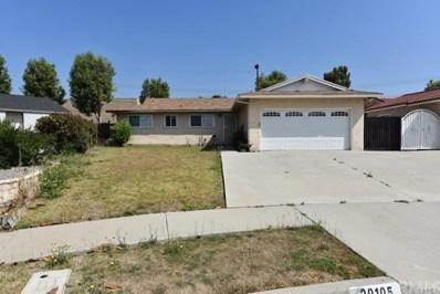 20105 Ferndoc Street, Walnut, CA 91789 - MLS#: TR18186020