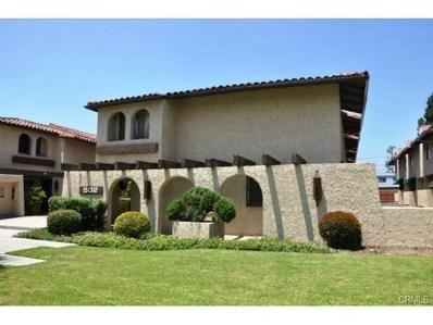 502 W Huntington Drive UNIT 10, Arcadia, CA 91007 - MLS#: TR18188443